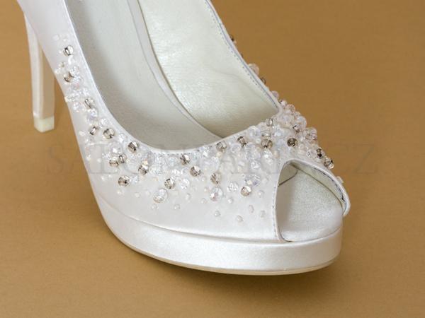 Dámské svatební boty Menbur Vanesa 4345  dc465cca9b