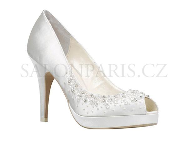 5f21f399ed3 Dámské svatební boty Menbur Vanesa 4345