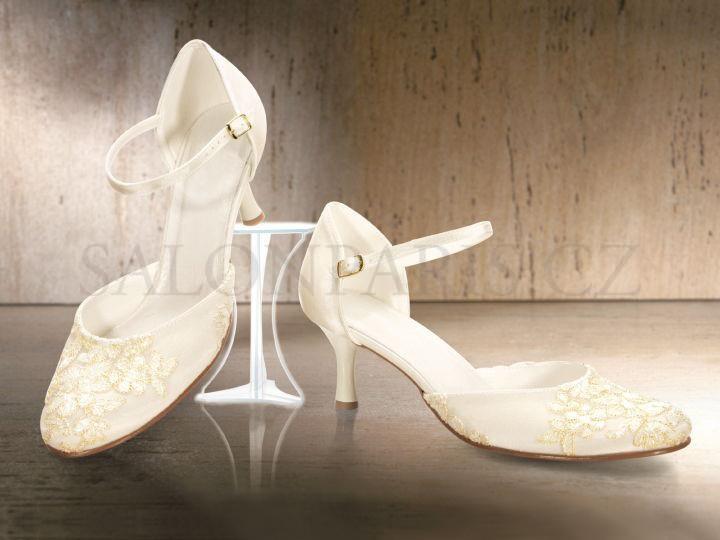53ce350dcf8 Dámská svatební obuv 177 7
