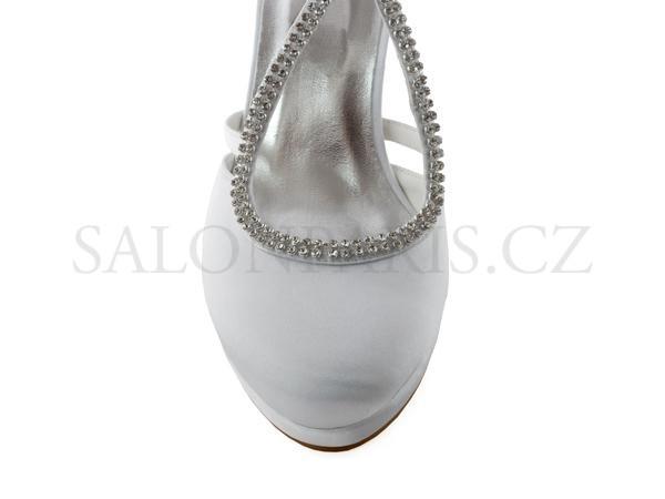 a63d06d39f4 Dámské svatební boty 260
