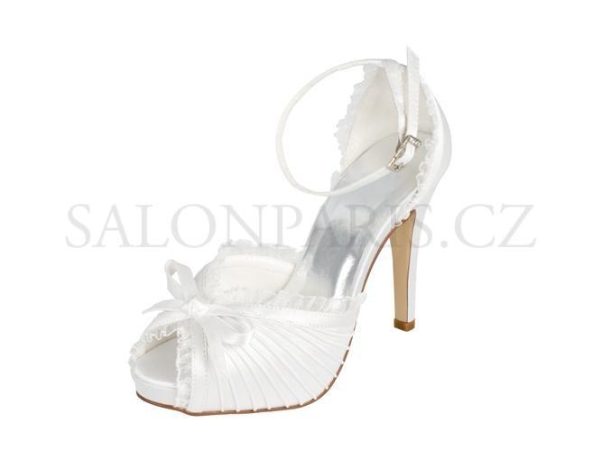 Dámské svatební boty 0430  67e5dd225d
