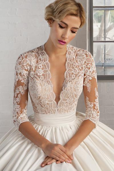 Svatební šaty Domingo  0ce83905bf
