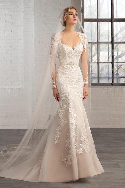 Svatební šaty Allure  47d3592bcf