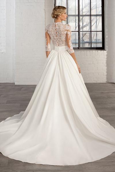 Svatební šaty Domingo  b335615433