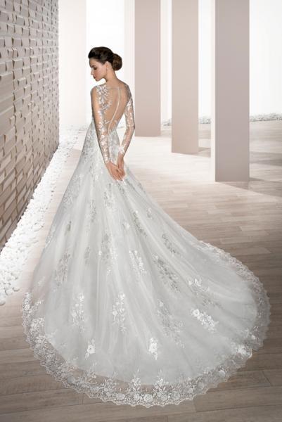 Svatební šaty Celine  eebcc131d1