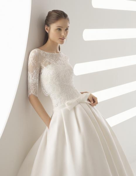 Svatební šaty k pronájmu  c134e04e1e
